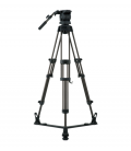 Libec RS-250D - Tripod System with Floor Spreader