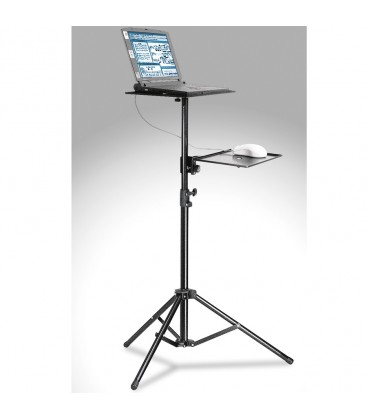 König & Meyer 12150.000.55 - Laptop stand - black