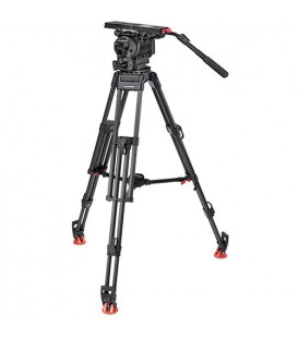 OConnor C2560-60LM-M - 2560 Head & 60L Mitchell Tripod with Mid Level Spreader