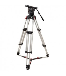 OConnor C2575-CINEM-F - 2575D Head & Cine Mitchell Tripod with Floor Spreader