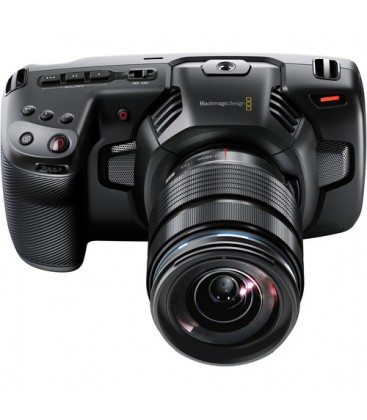 Blackmagic BM-CINECAMPOCHDMFT4K - Pocket Cinema Camera 4K