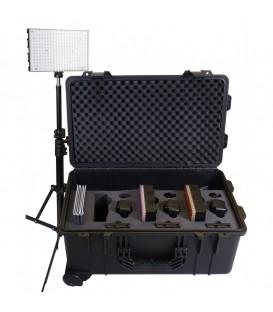 Ledgo LG-B308RK - LEDGO 3x 308 Light Daylight Reporter Lighting Kit