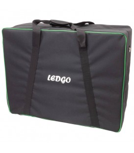 Ledgo LG-CCD6003 - D600 Fresnel Light Carry Case with Foam