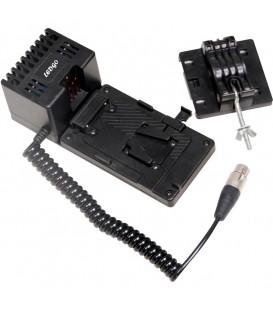 Ledgo LG-D1200VM - D1200/M LED Fresnel Studio Light V-Mount Battery Adaptor