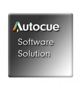Autocue QM-SU - QMaster/QPro Software Application Upgrade