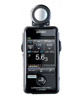 Sekonic E100395 - Litemaster Pro-478DR