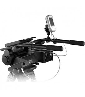 Vinten VECTOR 750I & VRI PACK 1 - Vector 750i, VRi Box and Pan-bar mounted PDA Package
