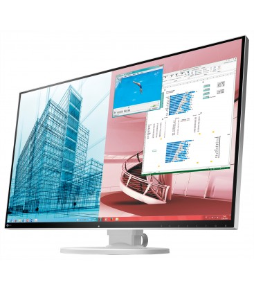 Eizo EV2750W-Swiss Edition - 27 inch IPS-LCD-Widescreen with Flicker-free-LED, Black