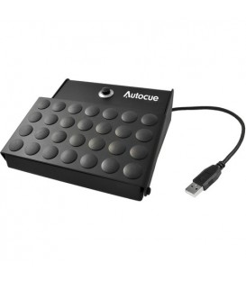 Autocue CON-FC/USB/001 - USB Foot Control with 2 Programmable Buttons