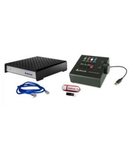 Autocue SW-QMASTERV6MB - QMaster/QBox V6 Package with USB Multi Button Hand Control
