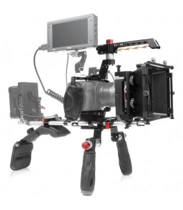 Shape BM4SMKIT - Blackmagic Pocket Cinema 4K Shoulder Mount Kit