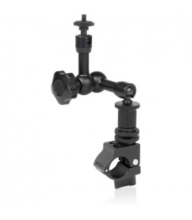 "Shape MA722 - 7"" Magic Arm with 22mm Rod Clamp Accessory Mount"