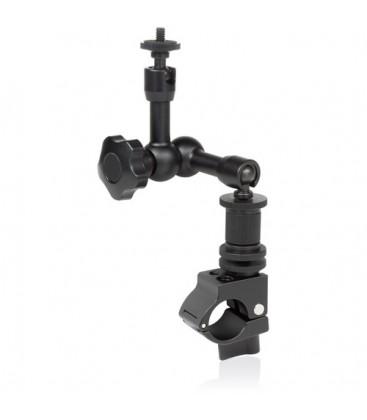 "Shape MA722 - 7"" Magic Arm with 22mm Rod Clamp Accessory Mount"