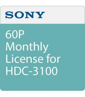 Sony HZC-PRV50M - 30 days License - 1080/50p for HDC-3500/3100, HDC-P50