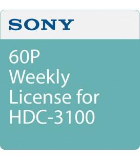Sony HZC-PRV50W - 7 days License - 1080/50p for HDC-3500/3100, HDC-P50