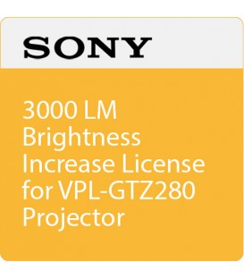 Sony LSM-BRIN1 - Optional Licence of 3klm brightness increase for GTZ280