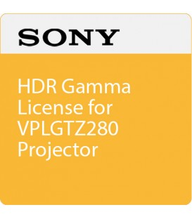 Sony LSM-HDR1 - Optional Licence of HDR for GTZ280