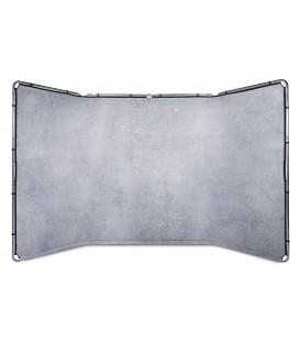 Lastolite LL LB7902 - Panoramic Background 4m (13ft) Limestone
