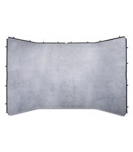 Lastolite LL LB7904 - Panoramic Background Cover 4m Limestone