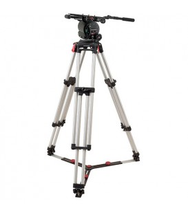 OConnor C120EX-CINEM-F - 120EX head & Cine Mitchell tripod with floor spreader