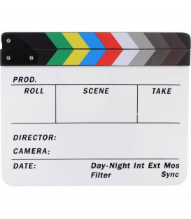 Private Label PRL-DIRCLAPPER - Professional Director Clapperboard