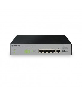 Yamaha SWR2100P5G - Simple L2 Network switch