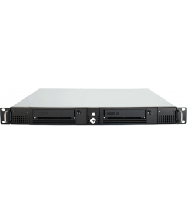 mLogic MRACKDIT-TB3-L8A12 - mRack DIT Thunderbolt3 1x LTO-8 and 12TB SSD RAID w/LTO7 Media