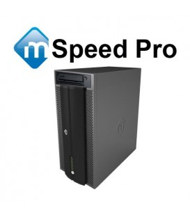 mLogic MSPEEDPRO-LTO8 - mSpeed Pro 11-bay Thunderbolt 3 RAID w/intergated LTO8 tape drive