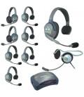 Eartec HUB962MON - UltraLITE & HUB 9 person system