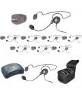 Eartec UPCYB9 - 1 HUB, 8 UltraPAK & 9 Cyber Headsets