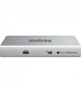 Matrox MXO2DOCK/U - MX02 Dock with Thunderbolt