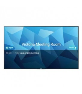 "Sony TO-1375-IR10 - 75"" IR touch screen overlay (10 touching points)"