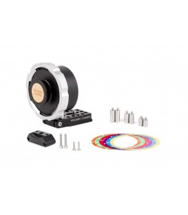 Wooden Camera 268600 - Canon EOS R to PL Mount Adapter (Pro)