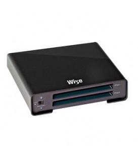 Wise WI-WA-CRD06 - Dual CFast Card Reader Gen 2