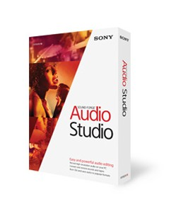 Sony SFS10099ESD - Sound Forge Audio Studio 2014 Single Download