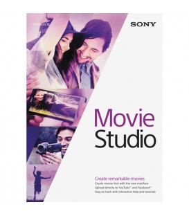 Sony SMS13099ESD - Movie Studio 13 Single User Download
