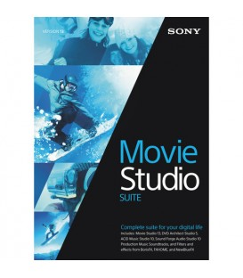 Sony SMST13099ESD - Movie Studio 13 Suite Single User Download