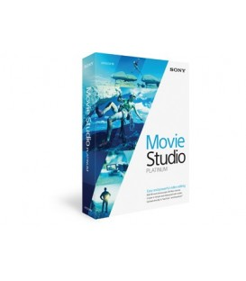 Sony SPMS13099ESD - Movie Studio 13 Platinum Single Download
