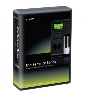 Sony STA3099ESD - Professional Training for ACID Pro 7 Software