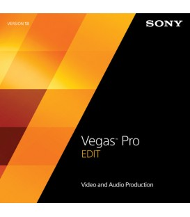 Sony SVPE13099ESD - Vegas Pro 13 EDIT Single User Download