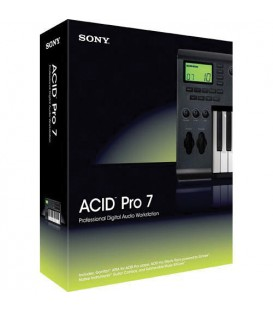Sony SAC7099ESD - ACID Pro 7 Single User Download