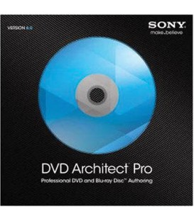Sony SDVDA6099ESD - DVD Architect Pro 6 Single User Download