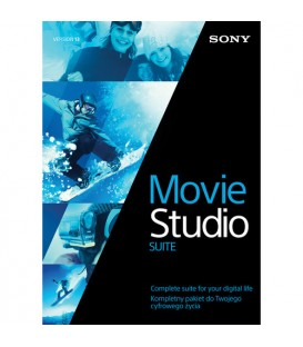 Sony KSMST130SL1 - Sony Movie Studio Suite 13 Volume License 5-99 Users