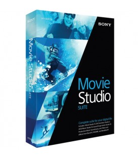 Sony KSMST130SL3 - Sony Movie Studio Suite 13 Volume License 100+ Users