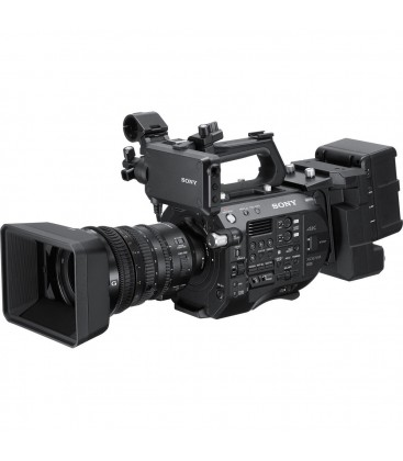 Sony PXW-FS7M2 - 4K Super 35mm CMOS Sensor Camera (no lens)