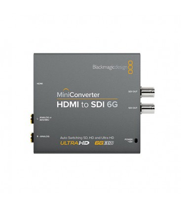 Blackmagic BM-CONVMBHS24K6G - Mini Converter HDMI-SDI 6G