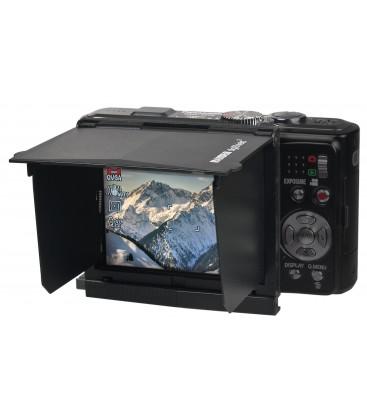 "Kaiser K6055 - ""digiShield"" LCD Screen Glare Shield"