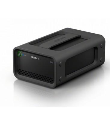 Sony PSZ-RA6T - 6TB ultra-fast portable RAID storage