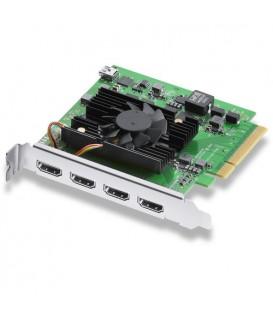 Blackmagic BM-BDLKDVQDHDMI4K - DeckLink Quad HDMI Recorder