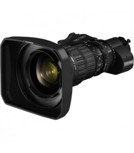 "Fujinon UA18X5.5BERD - 4K UHD 2/3"" 18X Zoom Lens (5.5-100mm) with /2X Extender"